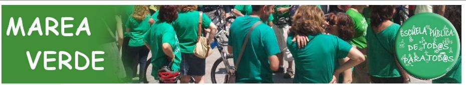 Marea Verde de Madrid
